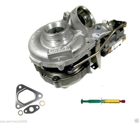 Turbolader A6460900180 Mercedes-Benz C-Klasse Coupe