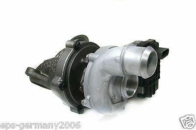 Turbolader Turbo FORD FOCUS C-MAX 1,8 TDCi 85KW 115PS 4M5Q6K682AD 4M5Q6K682AF