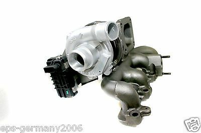 Turbolader Turbo FORD Mondeo III 2,2  TDCi 114KW 155PS