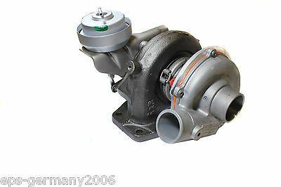 Turbolader Mazda 626 V 323 F 2.0 TD  VJ30 RF4F 74 Kw 101 PS und 81 Kw 110 PS