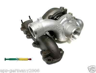 Turbolader 120PS Opel Zafira 1.9 CDTI 88 KW 120 PS 740080 752814 755042 755373