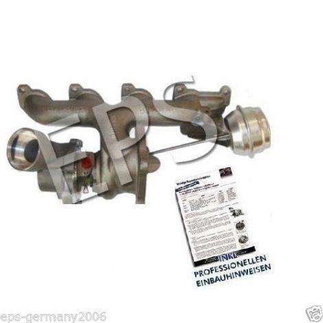 Turbolader A6460901880 Mercedes-Benz Sprinter 5-T Kasten