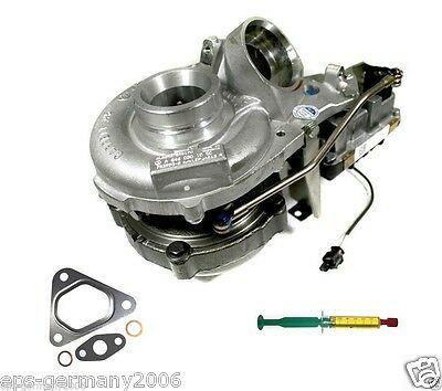 Turbolader GTB A6460900980 Mercedes OM 646 A6460901080 C - E Klasse ELEKTRISCH