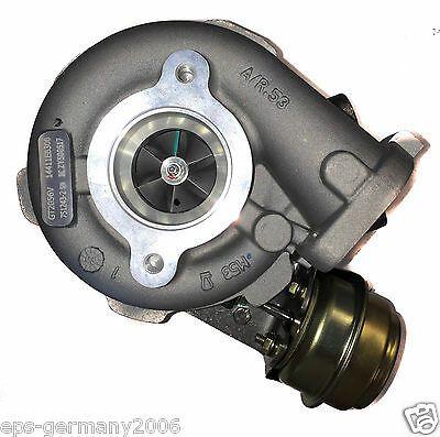 Turbolader GT2056V  NISSAN NAVARA PATHFINDER 14411 - EB300  751243 DCI