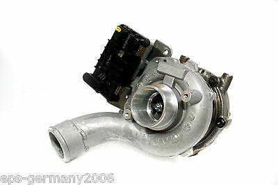 Turbolader Audi A4 - A5 - Q5  3,0 TDI V6 AB 2007 059145721 b