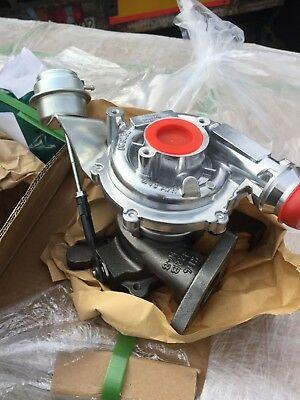 Turbolader 2.3dCi Wassergekühlt  OPEL RENAULT NISSAN CDTi 74kW-92kW M9T 786997-1