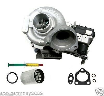 TURBOLADER BMW X3 E83 2.0 d 110KW 150PS 762965-5008S 762965-0001 762965-5017S