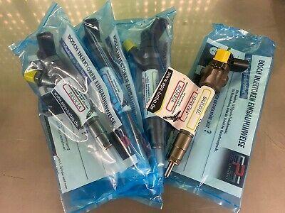 4X Injektor 0445110478 Einspritzdüse BMW xdrive X3 F10 F11 520d 530d 320d 330d