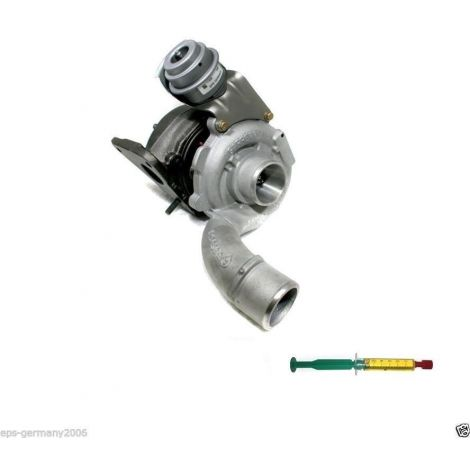 Turbolader EPS-Germany Renault Trafic II Kasten